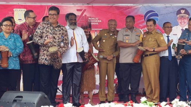 Pemkot Jayapura Gelar Pameran Pembangunan Tahun 2019 di GOR Waringin